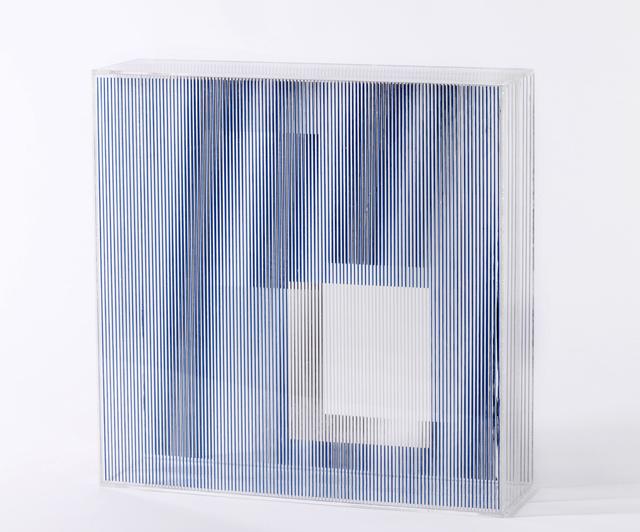 , 'la boite, 22/100,' 1967, Galerie Denise René