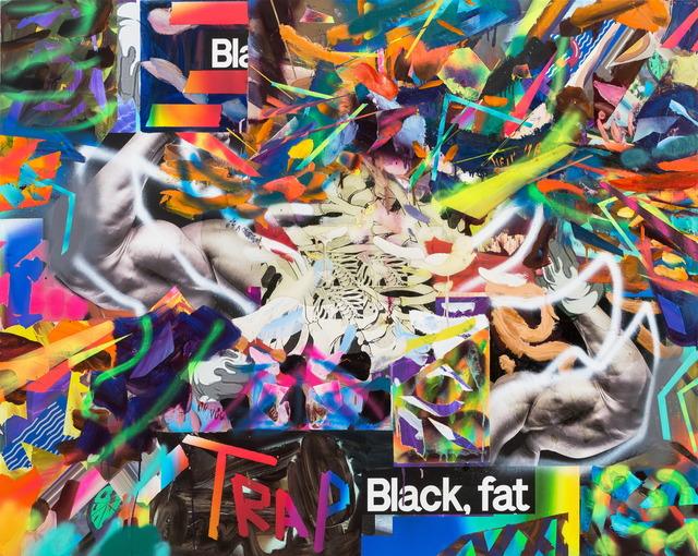 , 'Load it, Check it, Quick-rewrite it,' 2018, Boers-Li Gallery