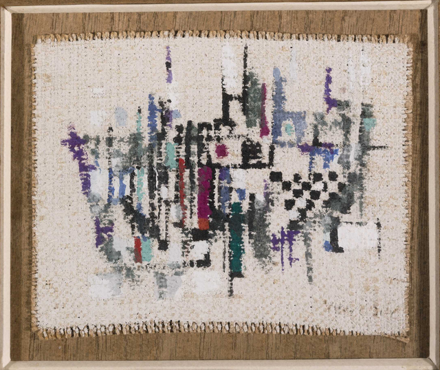 , 'Le Village,' 1955, Omer Tiroche Gallery