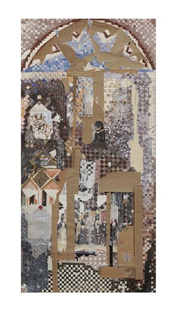 Chen Yujun 陈彧君, 'Asia Map NO.14-1500319', 2014-2015, Tang Contemporary Art