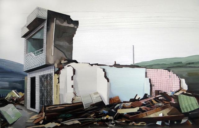 , 'Desconstruções 07,' 2014, Marsiaj Tempo
