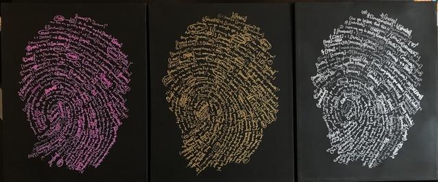 Brendan Murphy, 'Fingerprint ', 2018, Contessa Gallery