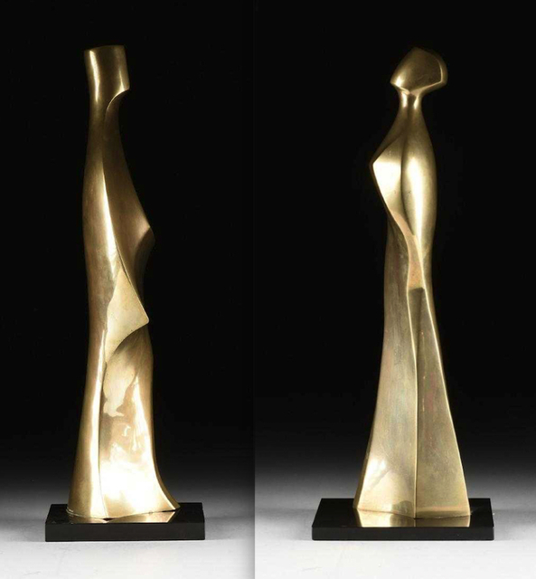 Michel Beck, 'King and Queen', 20th c., Puccio Fine Art