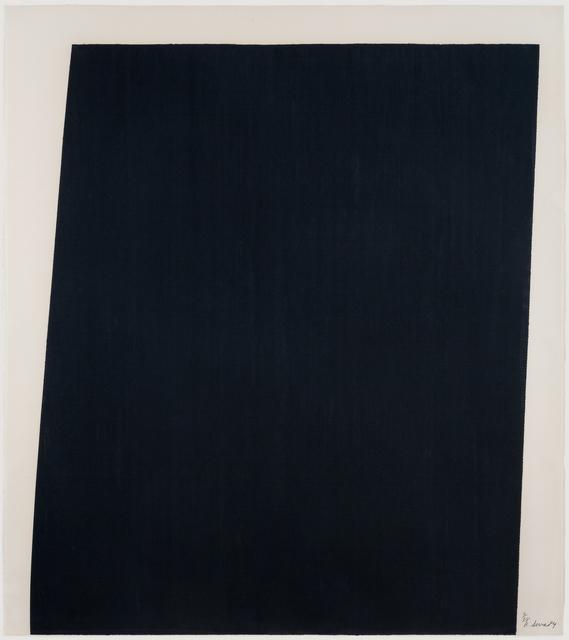 , 'Tujunga Blacktop,' 1985, Susan Sheehan Gallery