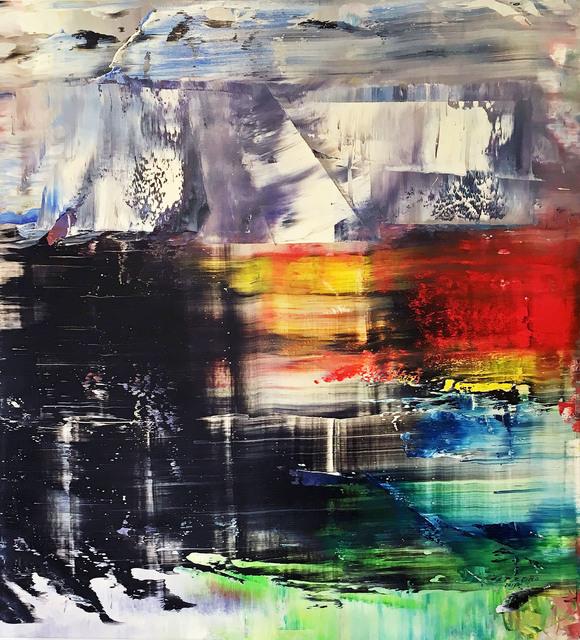 , 'Ardor #2,' 2017, Madelyn Jordon Fine Art
