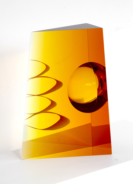 Andrej Jakab, 'Life Nr. 102003', 2020, Sculpture, Glass, Art Center Horus
