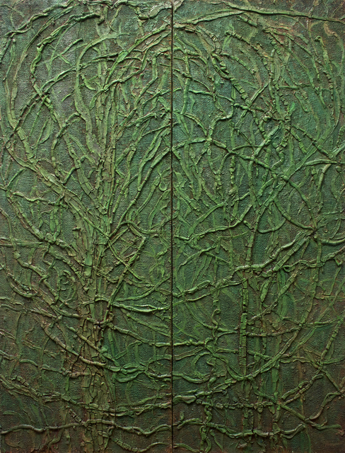 , 'Forest Doors ,' 2014, The Lionheart Gallery