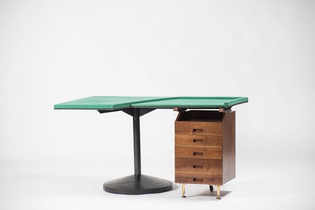 """, '""""Stadera SC27"""" desk,' 1954, Casati Gallery"""