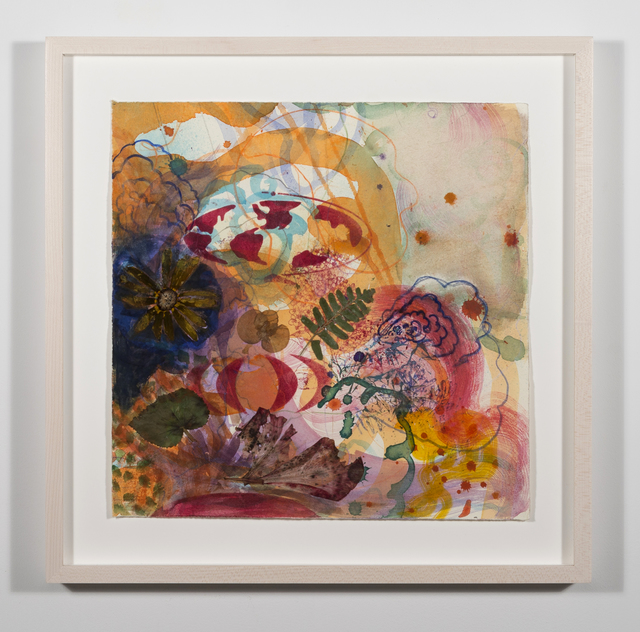, 'Field Forrest 4,' 2017, Lesley Heller Gallery