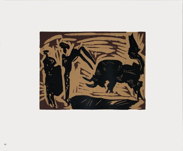 Pablo Picasso, 'Banderilles', 1962, ArtWise