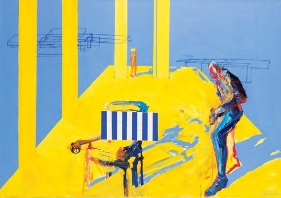 , 'Summer,' 2013, Gallery Katarzyna Napiorkowska | Warsaw & Brussels