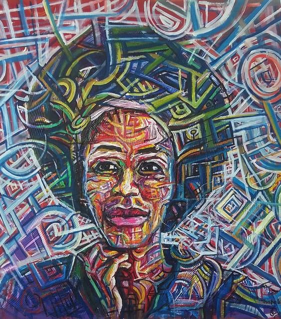 , 'Maybe,' 2018, Yebo Art Gallery