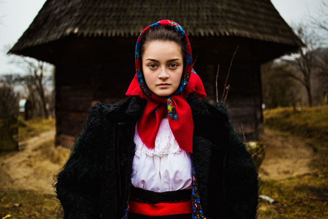 , 'The Atlas of Beauty: Maramureș, Romania,' 2014, Artfooly