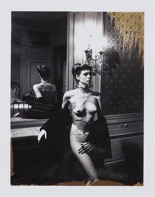 Helmut Newton, 'Jane Kirby, Paris.', 1977, MultiplesInc Projects