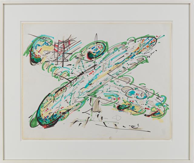 , 'Energy Tree,' 1972-1973, Galerie Thomas Schulte