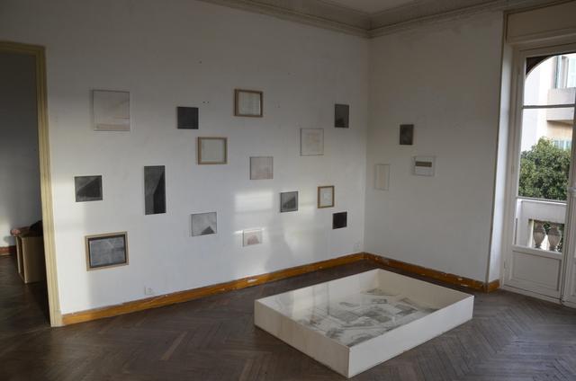 Laurence De Leersnyder, 'Ensemble d'epreuves de poussière', 2012, Galerie Laurent Mueller