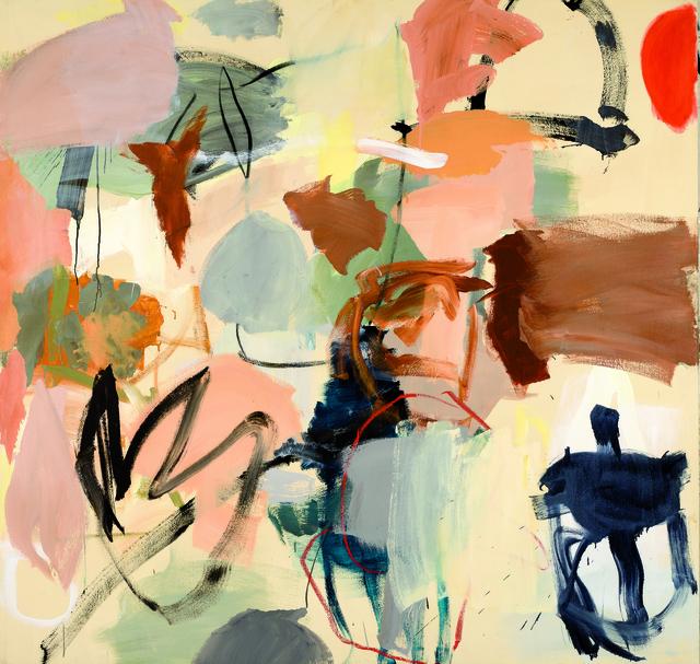, 'Fall,' 2010, Flecha