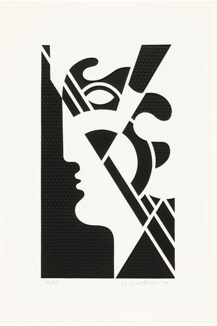 Roy Lichtenstein, 'Modern Head #5', 1970, Vertu Fine Art