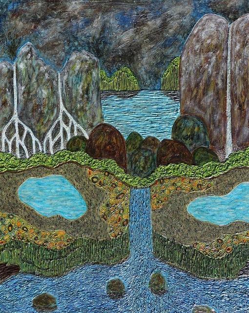 , 'Sacred Landscape III #6,' 2018, LAUNCH LA