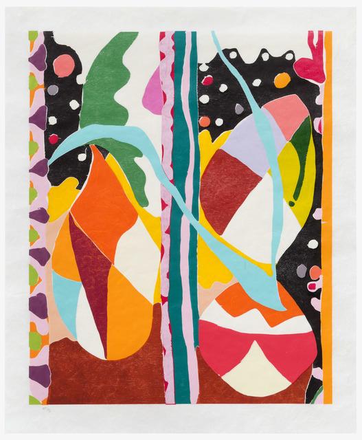 , 'Byblos,' 2017, Alan Cristea Gallery
