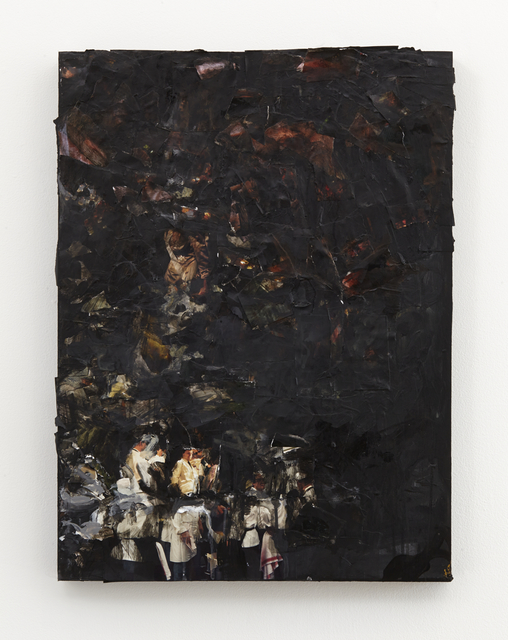 Rebecca Farr, 'Light,Dark Savage,Saved 3,' 2014, Klowden Mann