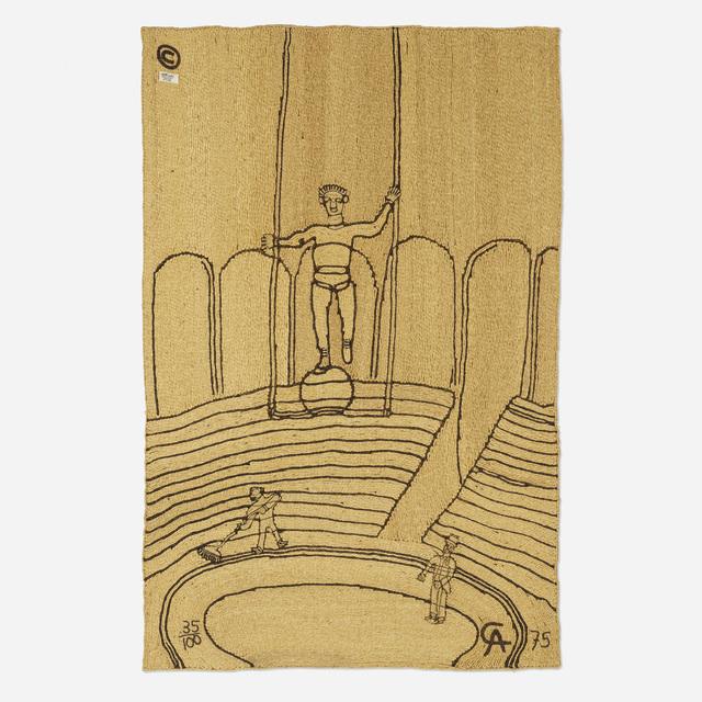 C.A.C. Publications/Bon Art, 'Circus', 1975, Wright