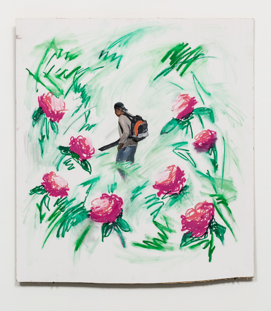 , 'Jardin #2,' 2015, Charlie James Gallery