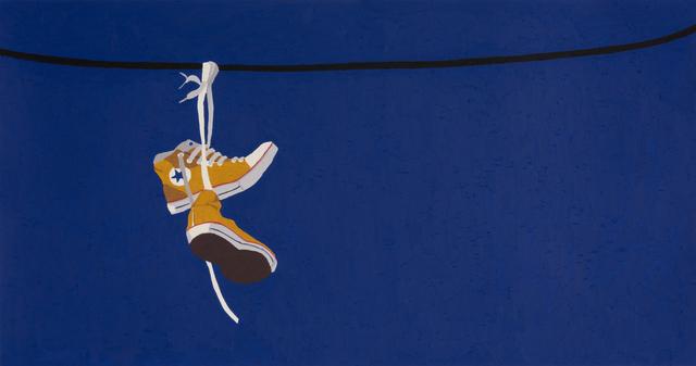 KIMI JAAK, 'Shoe Tossing', 2018, Artbit Gallery