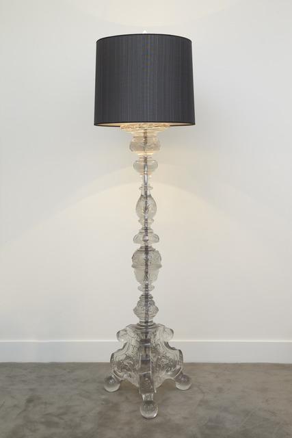 ", '""Cawdor"" floor lamp,' 2012, Galerie Chastel-Maréchal"