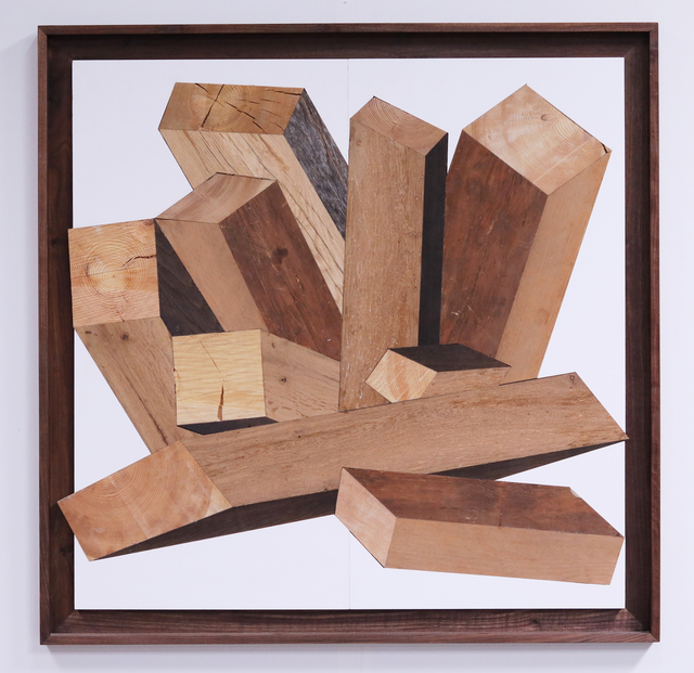 , 'Pile of Boards,' 2017, Absolute Art Gallery