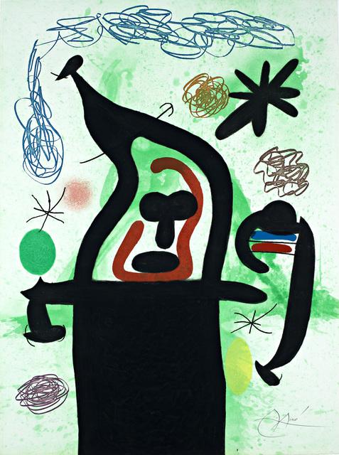 , 'La Harpie,' 1972, Surovek Gallery