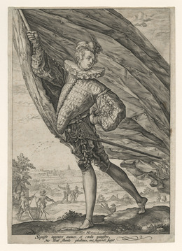, 'The Great Standard-Bearer,' 1587, Childs Gallery