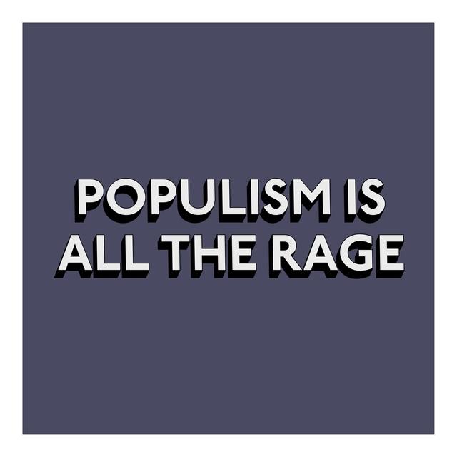 Tim Fishlock, 'POPULISM IS ALL THE RAGE', 2019, Hang-Up Gallery