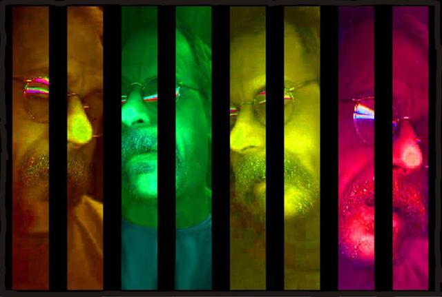 , 'Work # 433: Four Heads,' 2000, Robert Kananaj Gallery