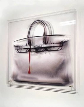 , 'Bloody Bag,' , Mark Hachem Gallery