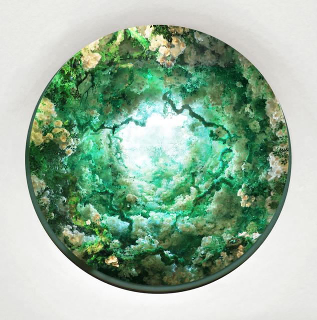 , 'Spiral ,' 2017, Bernice Steinbaum Gallery