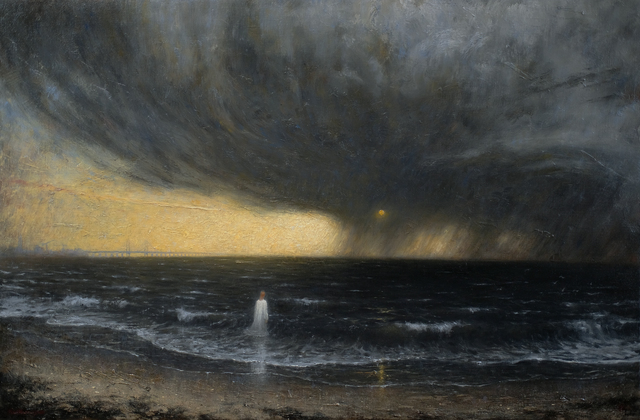 , 'The Storm,' 2019, Booth Gallery