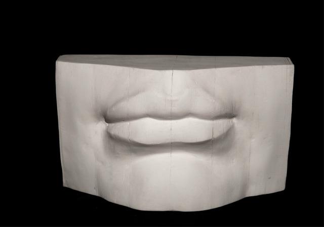 , 'Mouth,' 2013, Eli Klein Gallery