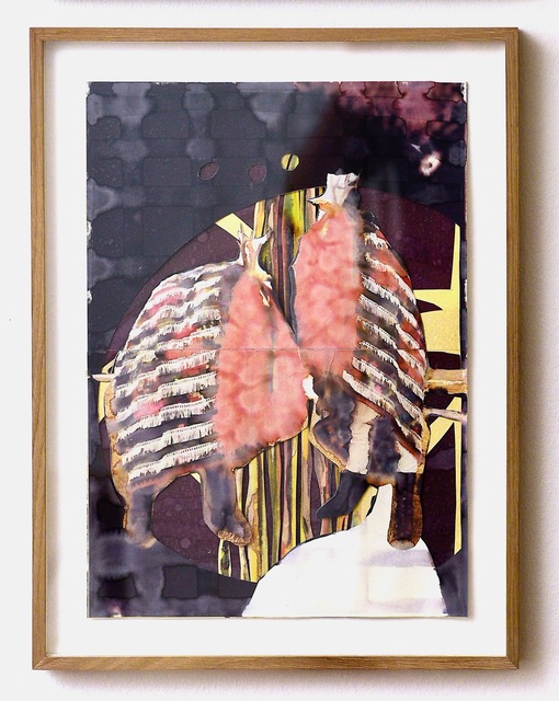Gülbin Ünlü, 'Kairos 14:57', 2019, Galerie Britta von Rettberg