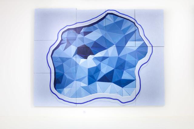 , 'World (All Under Heaven),' 2015, MadeIn Gallery