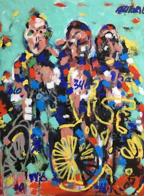 , 'Places to go,' 2019, Kristin Hjellegjerde Gallery