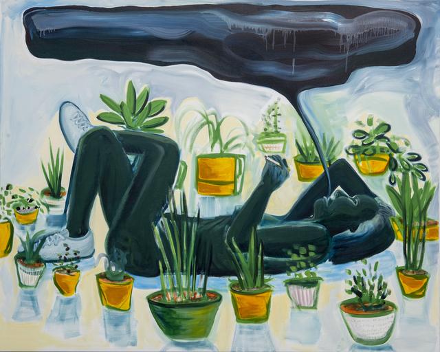 , 'Carbon Monoxide Dioxide Oxygen Cycle,' 2017, Gaa Gallery