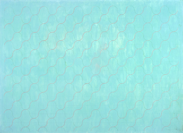 , 'A Criss Cross of Currents #1,' c. 1970, Berry Campbell Gallery