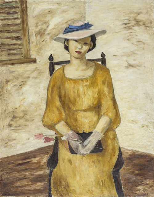 , 'Yellow Clothing,' 1938, Liang Gallery