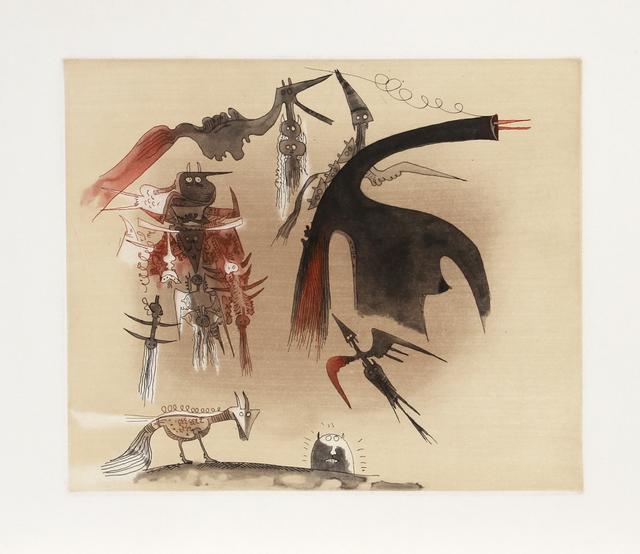 Wifredo Lam, 'Sans Titre (7901)', 1979, RoGallery