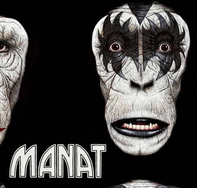 Manat, 'Kiss Manat', 2019, Design by Jaler