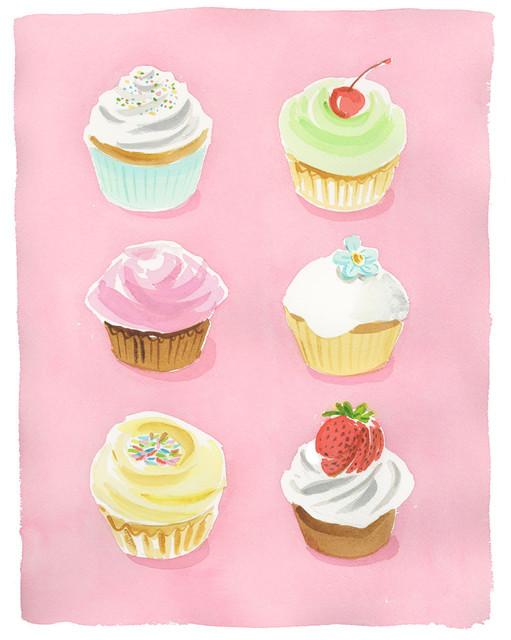 , 'Cupcakes,' , ArtStar