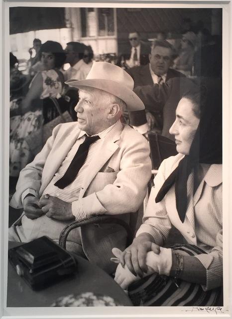 , 'Picassso and Jaqueline Arles 03. VII,' 1960, Bernheimer Fine Art