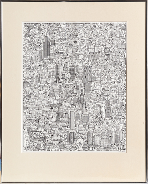 Tony Graham, 'Chicago', 1977, RoGallery