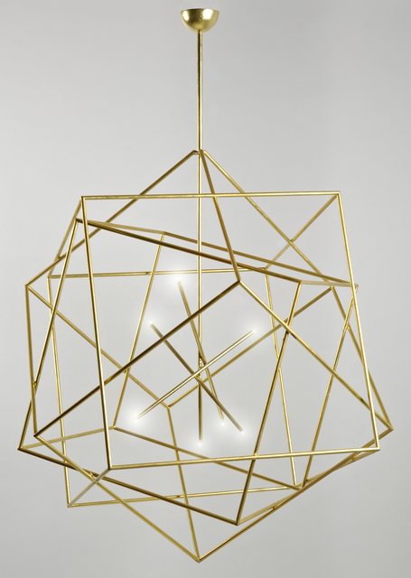 Hubert Le Gall, 'Polyedres Chandelier', 2006, Twenty First Gallery